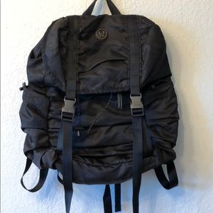 🍋lululemon wanderlust rucksack backpack